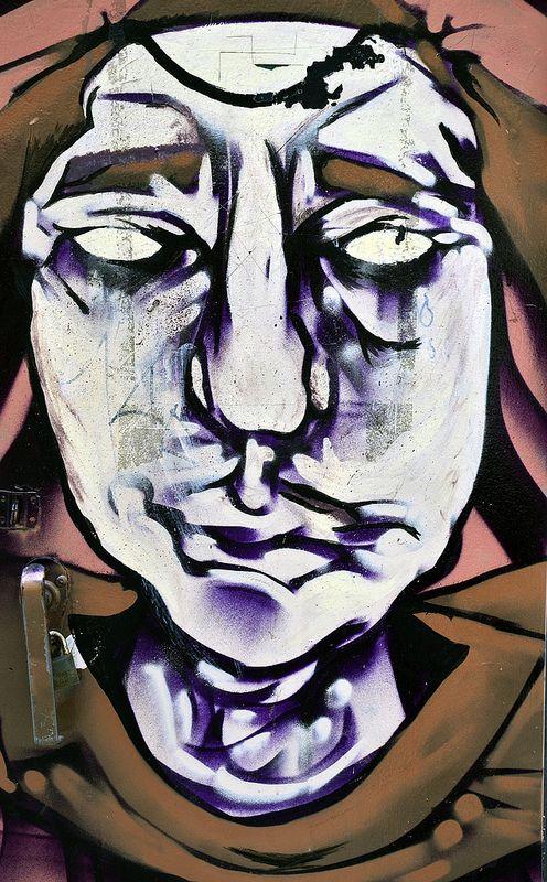 Winnipeg graffiti street art
