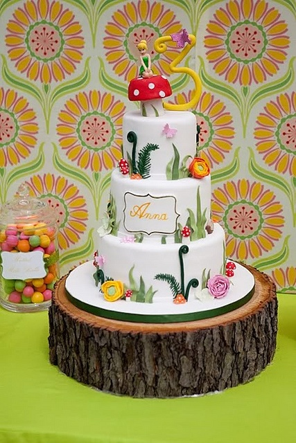 Awesome Woodland Cake