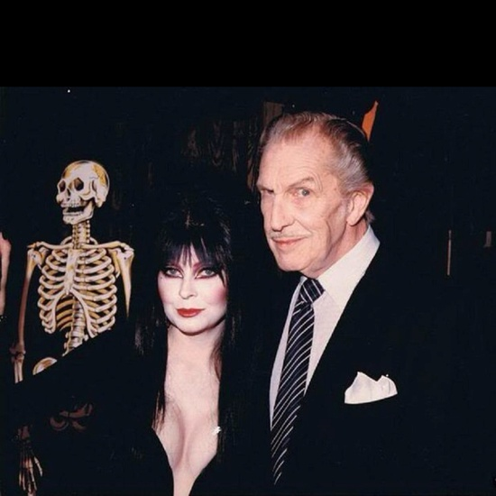 'Elvira' (Cassandra Peterson) and Vincent Price. 'Elvira'. And...$100,000 USD - THAT'S WHAT I'LL GIVE YOU - as a finders fee. Just show your contacts my Australian HOME FOR SALE site www.australiahous... & if they buy my home ($4.8 million AUD) you get that $100k. OR, you buy my home and CHANGE YOUR LIFE! (Currency Converter: www.xe.com) So alert your Pinterest/Facebook/Twitter/Texting crew - because I really want to give YOU that money, or a NEW LIFE! xo.