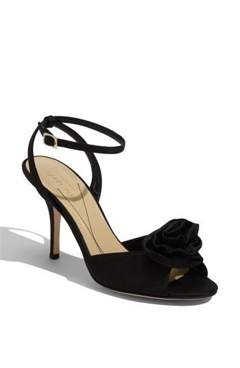 Kate Spade (New York Cam Too Satin Sandal) from Nordstroms
