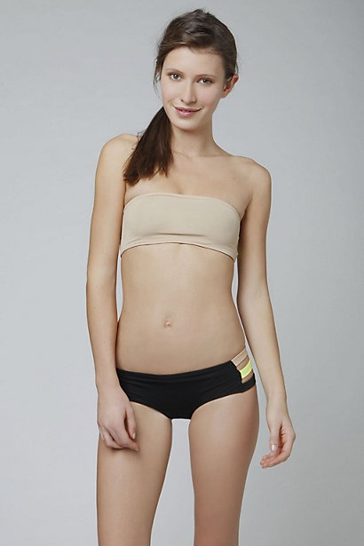Poolside Glow Bikini Top - Anthropologie.com