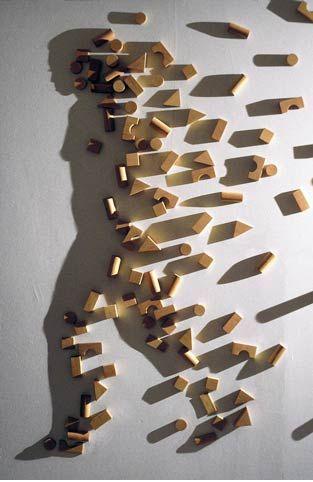 """""""Light and Shadow"""" by Kumi Yamashita."""