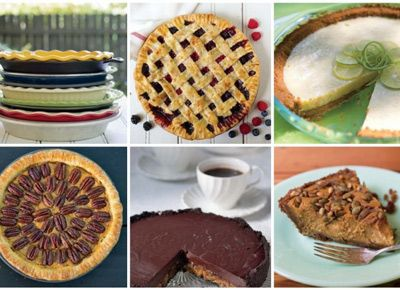 books about pies