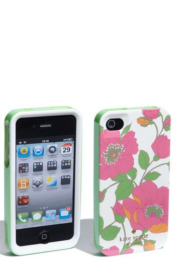 Kate spade new york 'garden society' iPhone case