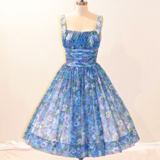 1950s Vintage Dress by Gigi Young