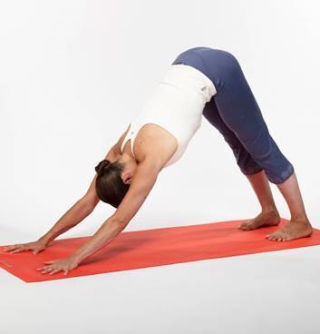 10 yoga poses for runners... Repin!