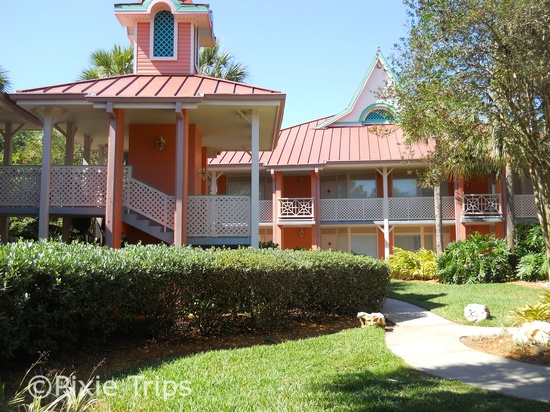 Disney Caribbean Beach Resort - Trinidad South  PixieTripsTravel.com