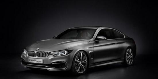2013 BMW 4-Series Sports car Concept