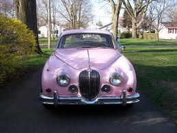 Pink Jaguar, 1967.