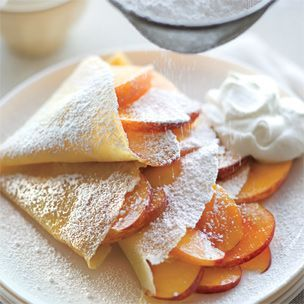Crepes: a step by step guide. Because who doesn't love crepes!