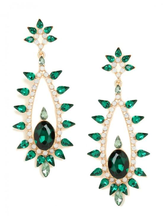 Emerald Drops... so sparkly!