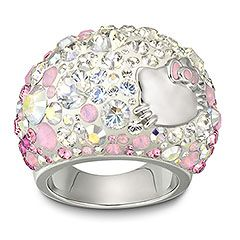 Hello Kitty Chic Ring
