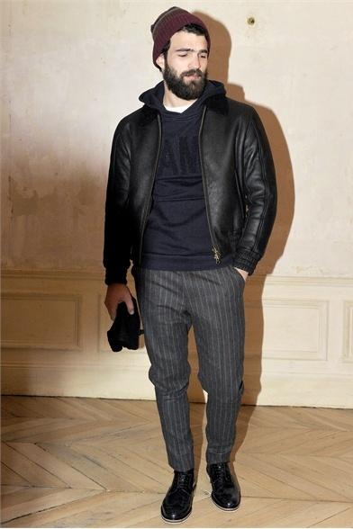 Ami by Alexandre Mattiussi - Men Fashion Fall Winter 2012-13 - Shows