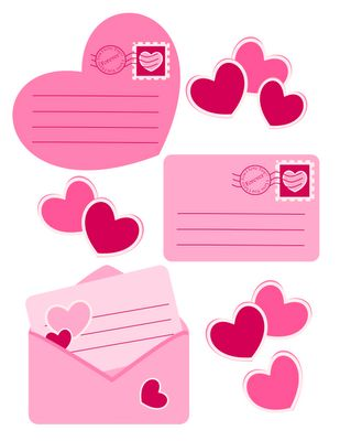 Love Note Valentines