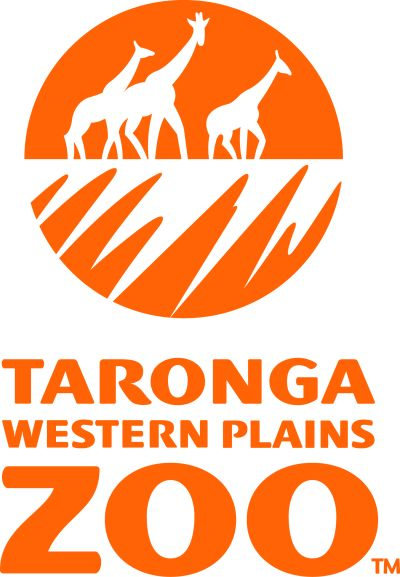 #Taronga Western Plains #Zoo #logo #graphics #design