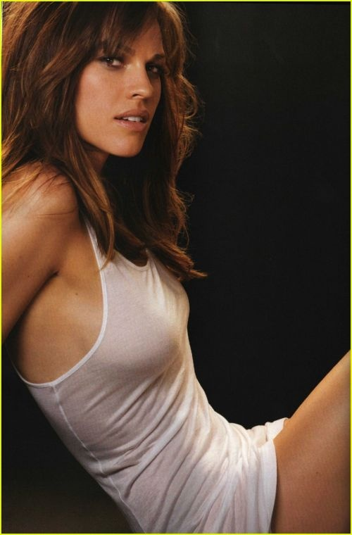 Hilary Swank #celebrities #famous #actresses #brunettes #hot #sexy #women #photography