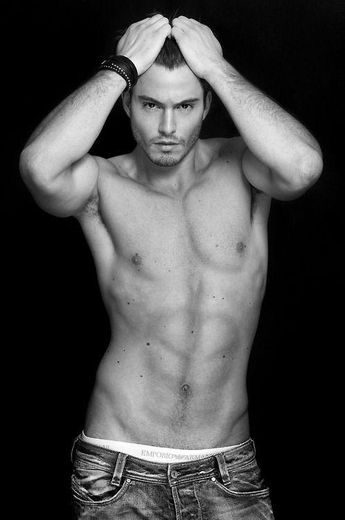 Emanuele Fiore [Fashion Model Mgmt]                      via magnum opus.