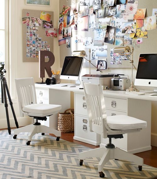 Creative office = atelier