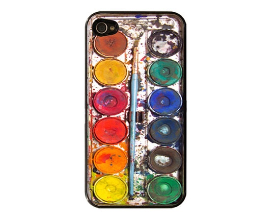 Watercolor  iphone case iPhone 4 / 4S Case iPhone 5 by StyleCase, $9.99