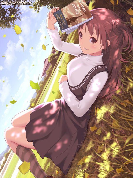 Mana Kakkowarai  #anime