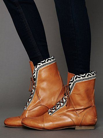 Wagner Oxford Boot. www.freepeople.co...