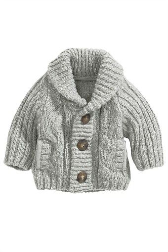Newborn Clothing - Baby Clothes and Infantwear - Next Cardigan - EziBuy Australia