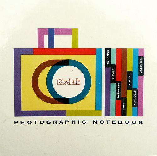 1957 Kodak Binder Illustration by Found Vintage Style, via Flickr