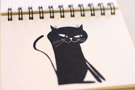 'Mish Mish Mish' cat, Matte Stephens.