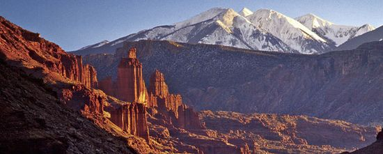 Moab's Scenic Byways