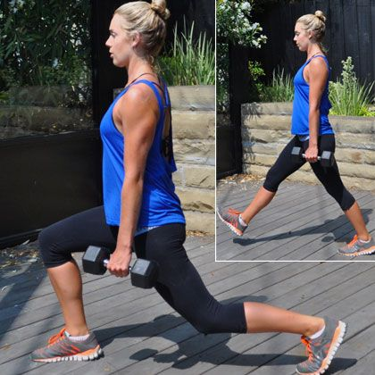 Blast Calories and Build Muscle in 30 Minutes (Shape)