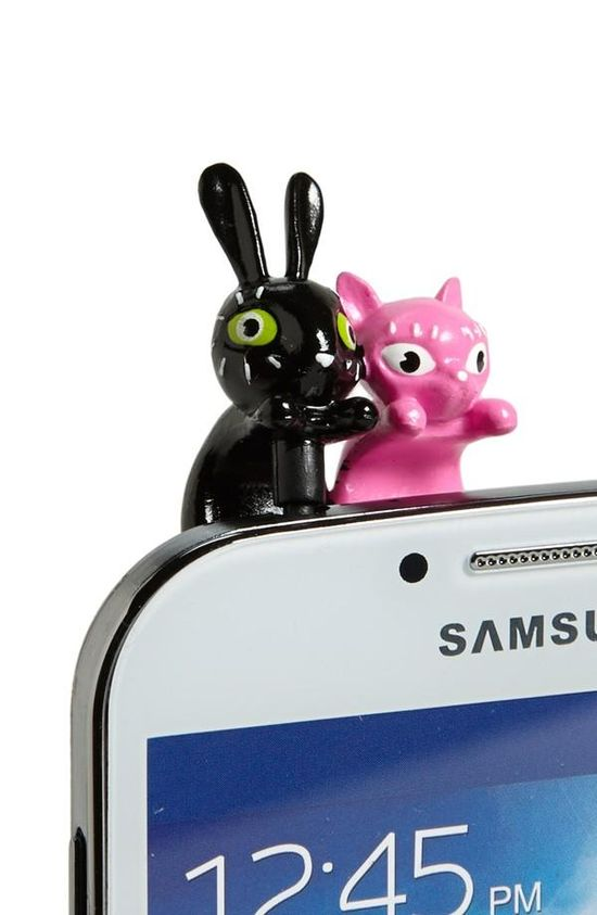 Marc by Marc Jacobs 'Rue & Rabbit' phone charm