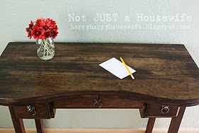 refinishing/Staining furniture