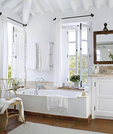i have no words. i just love this bathroom.