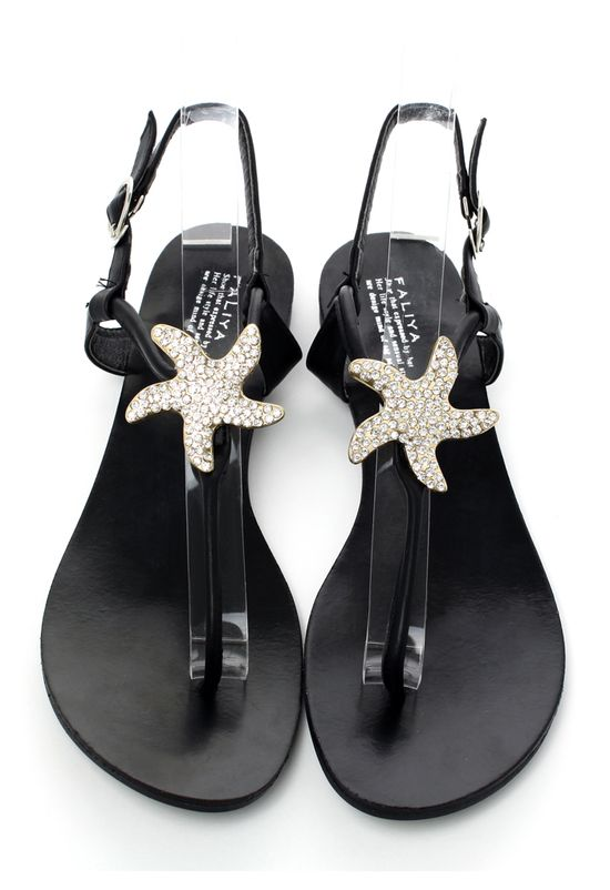 Need starfish sandals - not sure why, just know that I need them.