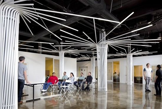 A Forest of Light by LOHA for Skid Row Housing Trust