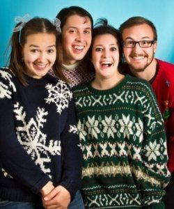 An Ugly Sweater Christmas Party is a unique, fun and silly idea that is an automatic pleaser! So what is an ugly Christmas sweater, you ask? An...