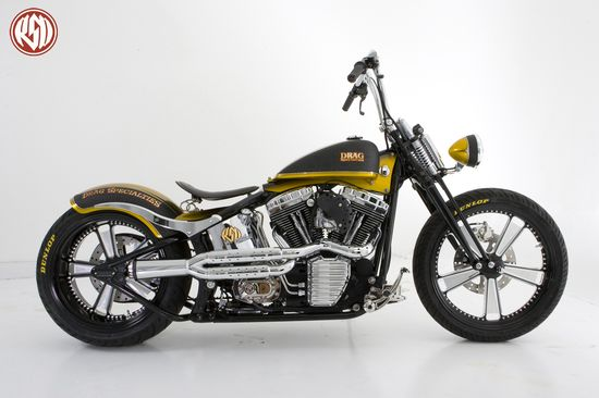 Awesome customized Springer from Roland Sands