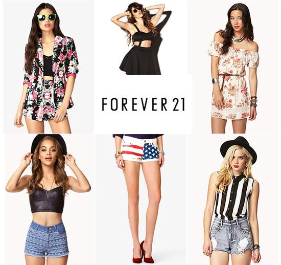 Forever 21: Summer Clothing Central. See how Forever 21 can expand your summer wardrobe