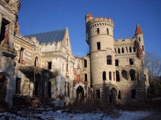 Modern Ruins Russian Castles Rotting #TravelBuff