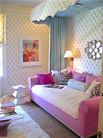Cute girls room