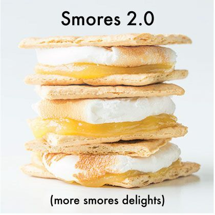 S'mores 2.0: More S'mores Delights