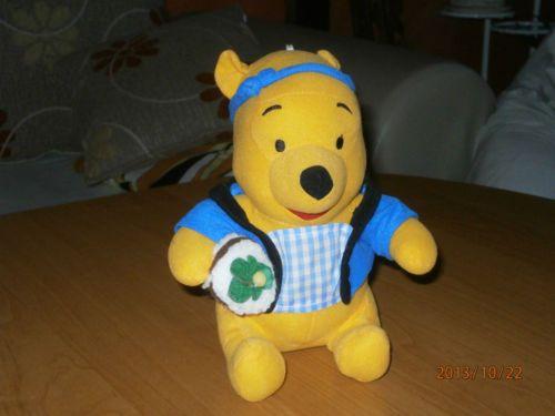 Charity Item Stuffed Animal Plush Toy Kids Toy Donation Yellow Bear