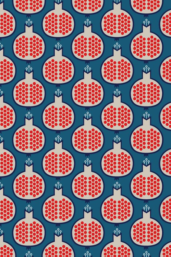Pomegranate (phone) wallpaper by Komraids