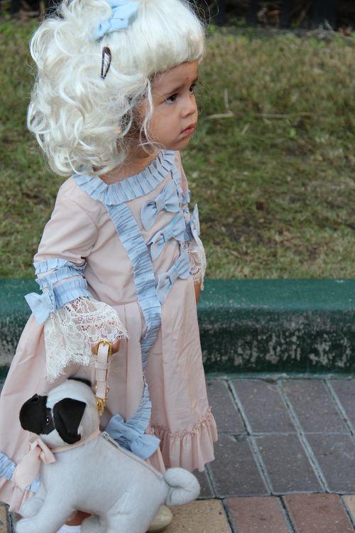 #halloween #costumes Marie Antoinette