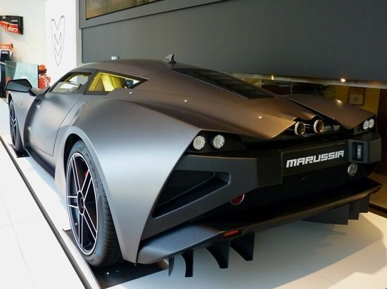 #Marussia  #exotic #cars WoW!