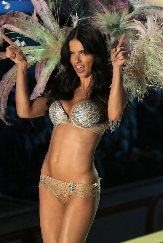 The Victoria's Secret Model Diet - holding unrealistic expectations of women every single day.