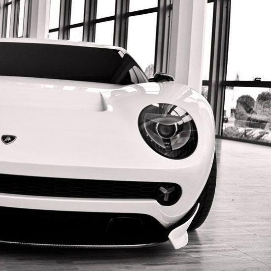 Lamborghini Miura #ferrari vs lamborghini
