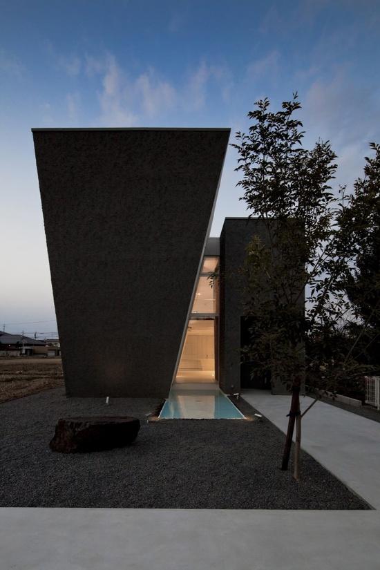 Keitaro Muto Architects - House Ginan, Gifu, Japan (2012) #house #japan