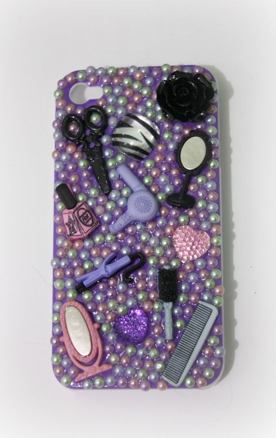 Beauty salon iphone case....for my bud Fredda