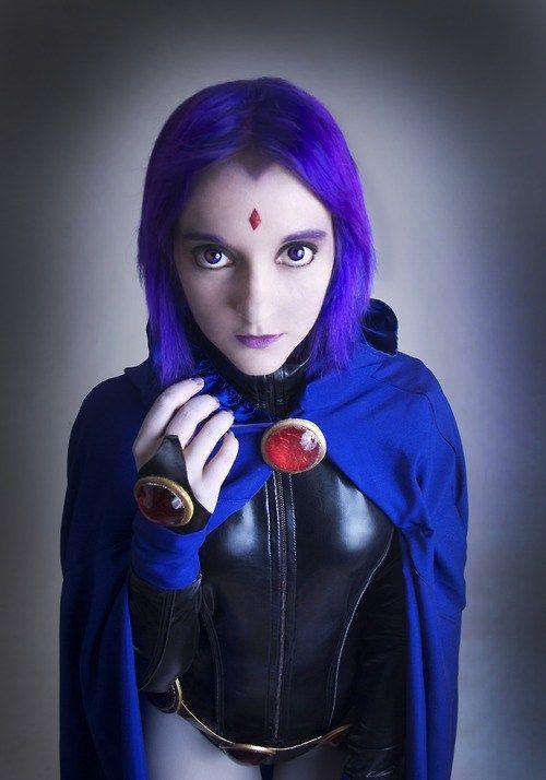 Raven - Teen Titans DC cosplay